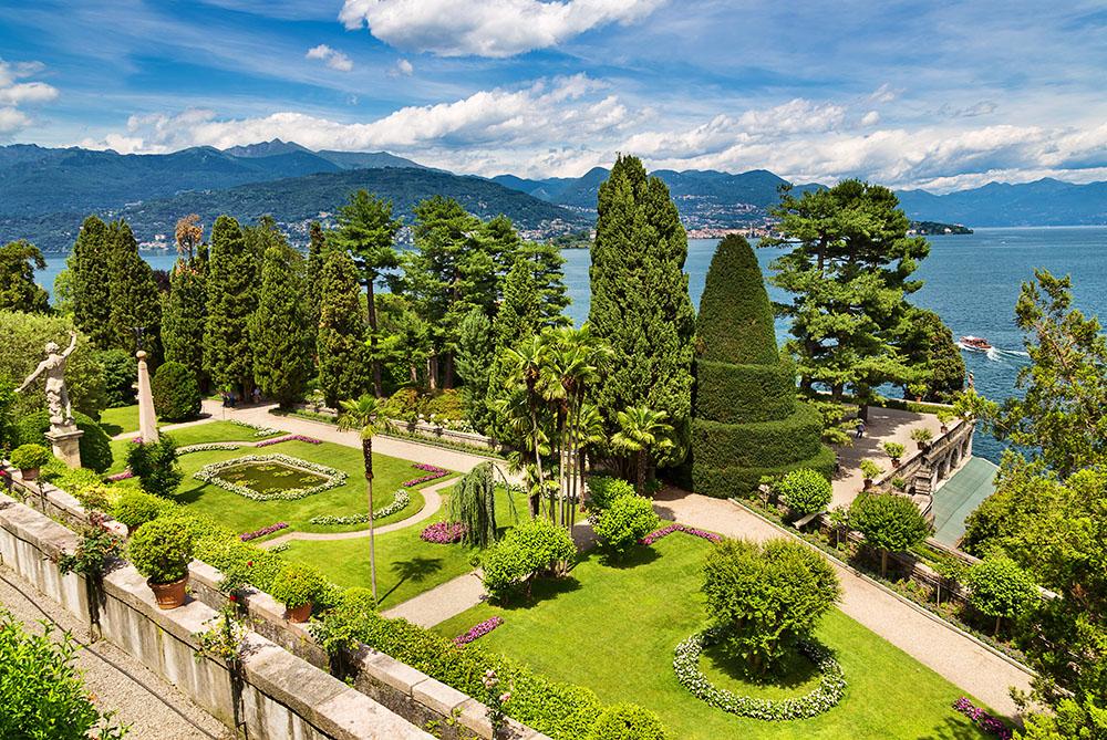 Isola Bella, Italy